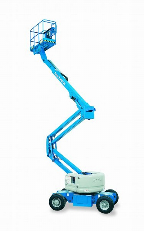 Where to find 45  ELEC KNUCKLE BOOM LIFT in Savannah