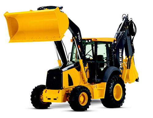 Where to find 4WD BACKHOE in Savannah