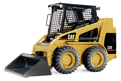 Where to find SKID STEER LOADER ON TIRES in Savannah