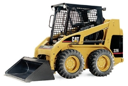 Where to rent SKID STEER LOADER ON TIRES in Savannah GA