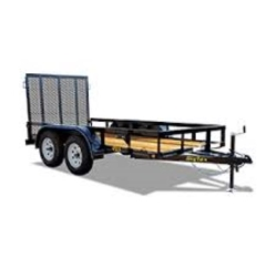 Rental store for DOUBLE AXLE TRAILER in Savannah GA