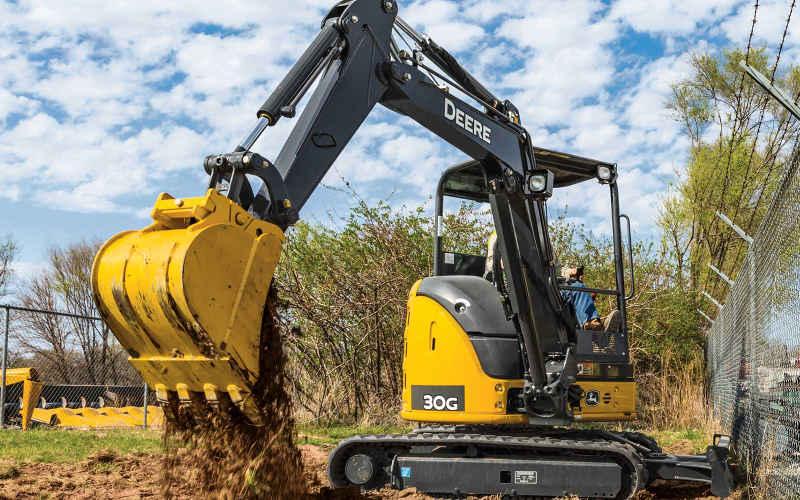 Equipment Rentals in Savannah GA | Badger Rental Services